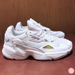 [EE8838] W ADIDAS FALCON WHITE GOLD