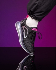 [CD2047-001] W NIKE AIR MAX 720 SE LASER FUCHSIA BLACK GALAXY