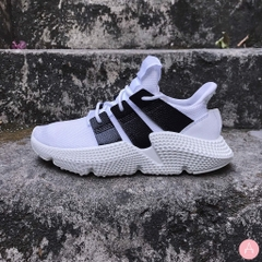 [D96727] M ADIDAS PROPHERE WHITE BLACK