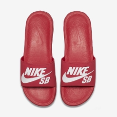[840067-601] M NIKE BENASSI SOLARSOFR SB ALL RED