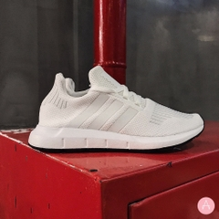 [CM7920] K ADIDAS SWIFT RUN ALL WHITE