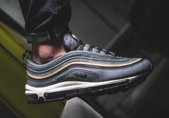 [312834-003] M NIKE NIKE AIR MAX 97 PREMIUM '' COOL GREY ''