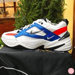 [CI5752-147] M NIKE M2K TEKNO SUMMIT WHITE MOUNTAIN BLUE - BLACK