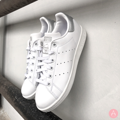 [EE6056] W ADIDAS STAN SMITH SLEEKY WHITE GREY