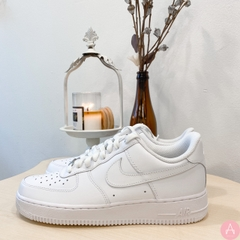 [DD8959-100] W NIKE AIR FORCE 1 LOW ALL WHITE '07