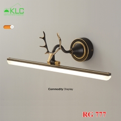 Đèn rọi gương Lighting and Home RG 777