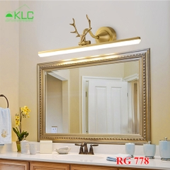 Đèn rọi gương Lighting and Home RG 778