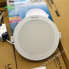 Đèn Led âm trần Panasonic NEO SLIM DOWNLIGHT 12W NNP73472 NNP73479 NNP73478