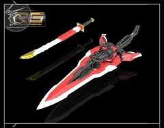 BTF RG 1/144 TACTICAL ARMS ASTRAY RED FRAME KAI WEAPON