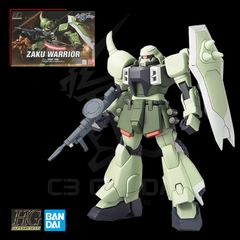 HGSEED 1/144 ZGMF-1000 ZAKU WARRIOR