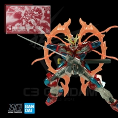 HGBF 1/144 KAMIKI BURNING GUNDAM PLAVSKY PARTICLE CLEAR Ver.