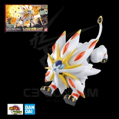 POKEMON PLASTIC MODEL COLLECTION 39 SOLGALEO POKEMON PLAMO