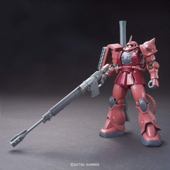 HGGTO 001 1/144 MS-06S CHAR ZAKU II GUNDAM THE ORIGIN