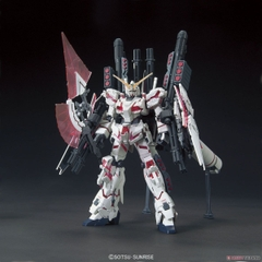 HGUC 199 1/144 RX-0 FULL ARMOR UNICORN GUNDAM (DESTROY MODE/ RED COLOR VER)