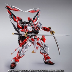 METAL BUILD BANDAI ASTRAY RED FRAME KAI