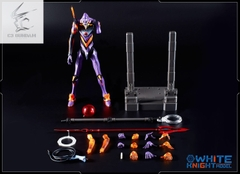 METAL BUILD CHINA WHITE KNIGHT METALCENTURY MODEL NEON GENESIS EVANGELION UNIT-01 EVA 01