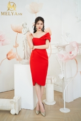 Rosemery Dress - D210308