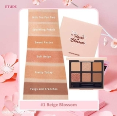 Phấn mắt 6 Màu Etude House Heart & Blossom Play Color Eyes