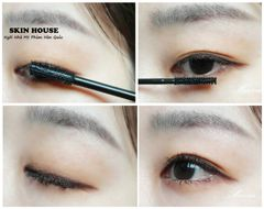 Mascara 2 đầu The Face Shop 2 in 1 Volume