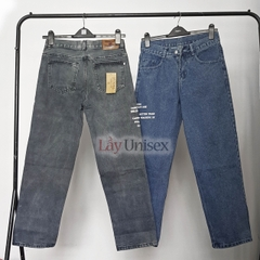 Baggy jean ống rộng
