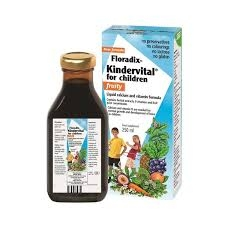 Floradix kindervital for children fruity