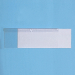 PVC 1/3 A4 Price list board with rear hook - BGL 03