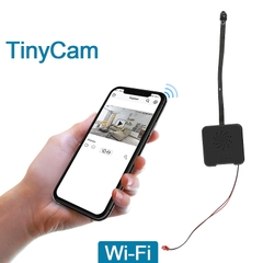 WiFi Camera Module Hidden HD 1080P TinyCam