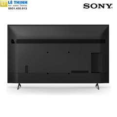 ANDROID TIVI SONY 4K 75 INCH XR-75X80J - 2021