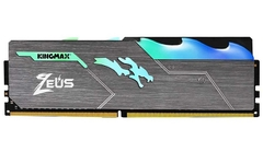 RAM Desktop Kingmax Zeus Dragon RGB 8GB DDR4 Bus 3600Mhz