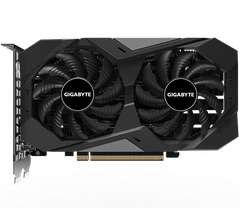 VGA GIGABYTE GeForce GTX 1650 D6 WINDFORCE OC 4G (GV-N1656WF2OC-4GD)