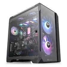 Case Thermaltake View 51 Tempered Glass ARGB Edition