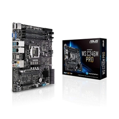 Bo mạch chủ Mainboard Asus WS C246M PRO