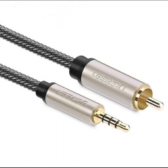 Cáp Audio 3.5mm to RCA Coalxial 5M UGREEN 20735