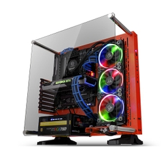 Case Thermaltake Core P3 TG Red Edition