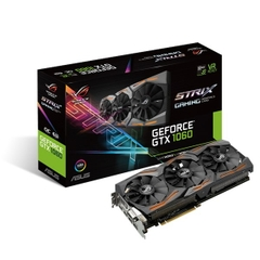 Card màn hình ASUS GeForce GTX 1060 6GB ROG Strix