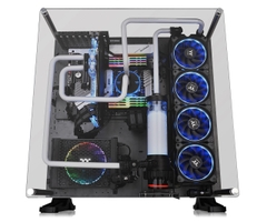 Case Thermaltake Core P5 TG V2 Black Edition