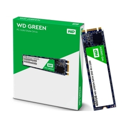 Ổ cứng SSD WD Green 480GB M.2 2280