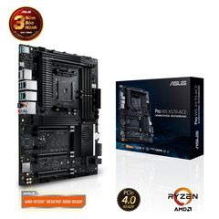 Main Asus Pro WS X570-ACE (Chipset AMD X570/ Socket AM4/ VGA onboard)