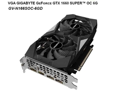 VGA GIGABYTE GeForce GTX 1660 SUPER OC 6G (GV-N166SOC-6GD)