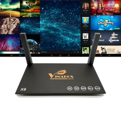ANDROID TV BOX VINABOX X9 RAM 2G, ROM 16GB