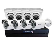 Bộ KIT camera IP KBVISION KIT 8