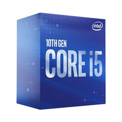 CPU Intel Core i5-10400 12M Cache, 2.90 GHz up to 4.30 GHz