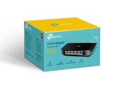 Switch TP-LINK TL-SG1005D 5 port Gigabit