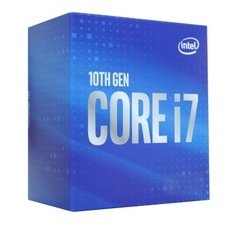 CPU Intel Core i7-10700F 16M Cache, 2.90 GHz up to 4.80 GHz
