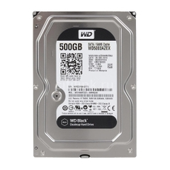 Ổ cứng HDD Western Black 500Gb SATA3 7200rpm