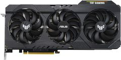 ASUS TUF RTX 3060 Ti 8GB GAMING (8GB GDDR6, 256-bit, HDMI +DP, 1x8-pin)