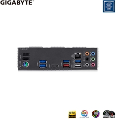Mainboard GIGABYTE Z490 GAMING X (Intel Z490, Socket 1200, ATX, 4 khe RAM DDR4)