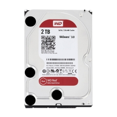 HDD WD Red 2TB 3.5 inch SATA III 256MB Cache 5400RPM WD20EFAX