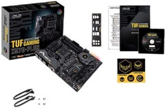 Mainboard ASUS TUF GAMING X570-PLUS (AMD X570, Socket AM4, ATX, 4 Khe Cắm Ram DDR4)