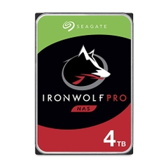 HDD Seagate IronWolf Pro 4TB 3.5 inch SATA III 128MB Cache 7200RPM ST4000NE001